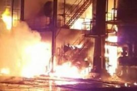 Explosion in Ballsh Refinery, One Dead and Five Wounded