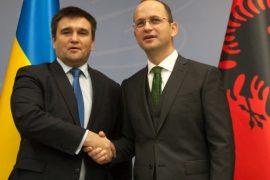 Bushati: No More Visa between Ukraine and Albania