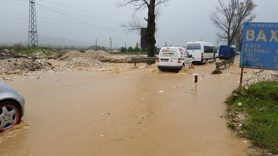 North Albania and Shkodra Braces itself for Floods