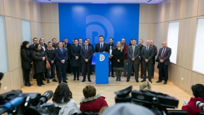 PD Seeks Dismissal of Durrës Mayor Dako