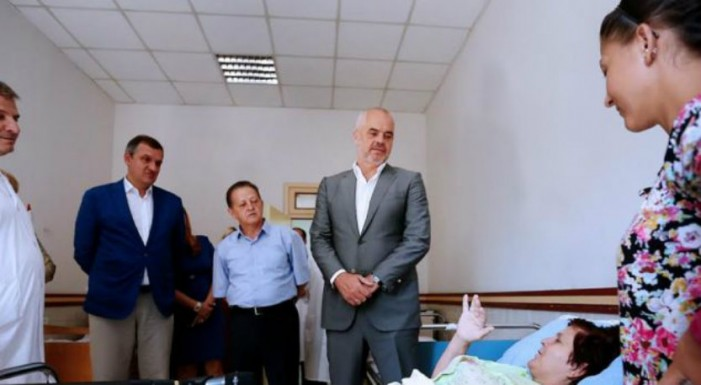 Minister Beqaj Tries to Hide Yet Another Healthcare Concession