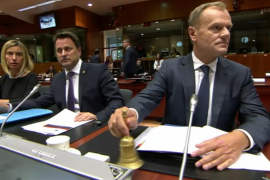 It's Final: No Opening of EU Accession Negotiations