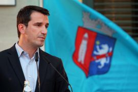 Tirana Mayor Accuses Opposition Party of Racketeering