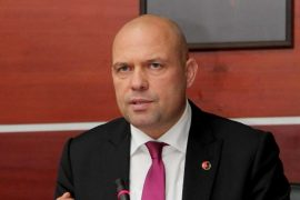Minister of Justice Ylli Manjani Fired