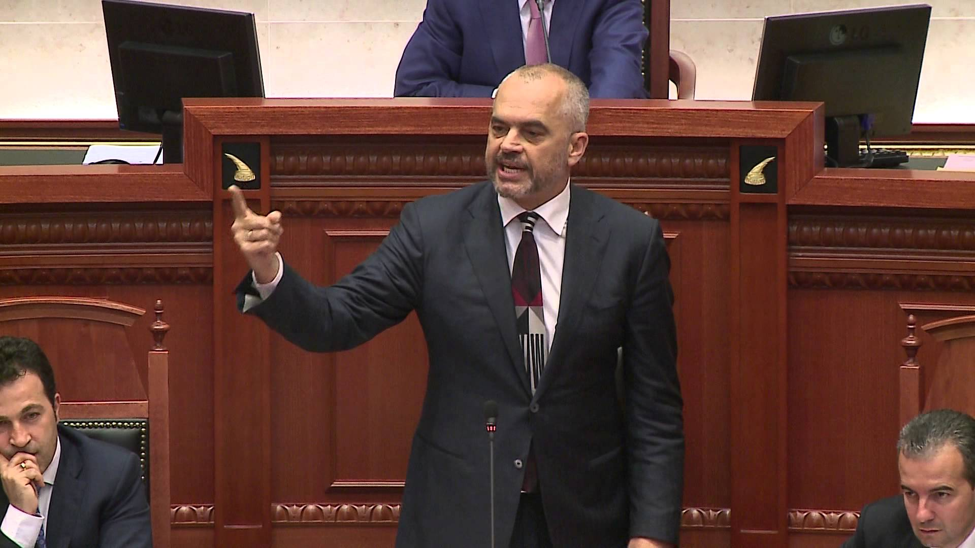 Rama Continues To Deny Implications of EU's Five Priorities