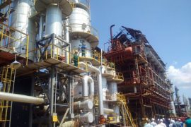 Fier, Refinery Worker Threatens to Jump from Factory