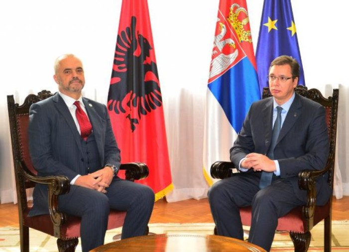 How the Rama–Vučić Friendship Is Being Used by Serbian Propaganda