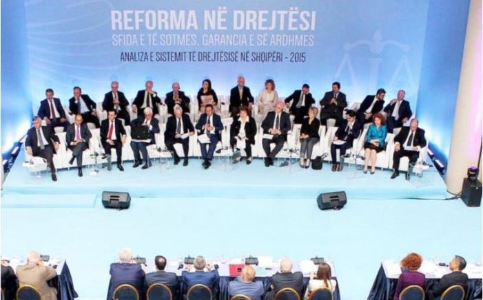 Behold the Glorious Authors of the Judicial Reform!