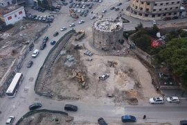 Court Suspends All Construction Work on Veliera Square