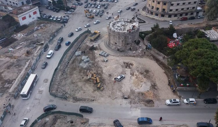 Veliera Project in Durrës Halted after Archeological Finds