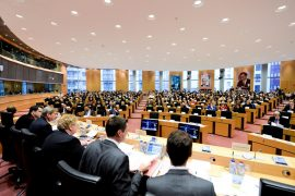 "Foreign Affairs MEPs Debate ""Five Conditions,"" Free and Fair Elections Essential"