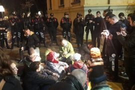 Zharrëz Marchers Clash With Police, One Wounded