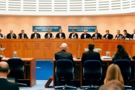 ECtHR, Three Albanian Candidates Pass First Phase