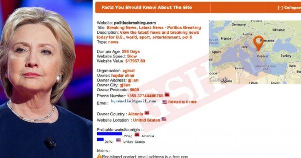 How 11 Albanian Portals Got Rich From Ing Hillary Exit Explaining Albania