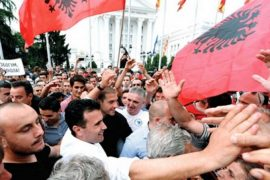 Macedonia at a Political Crossroads