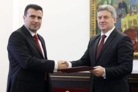 Ivanov Surrenders, Expected to Give Zaev Mandate Today