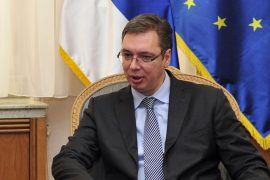 """Serbian President Vučić Outraged by Rama's """"Greater Albania"""" Suggestion"""