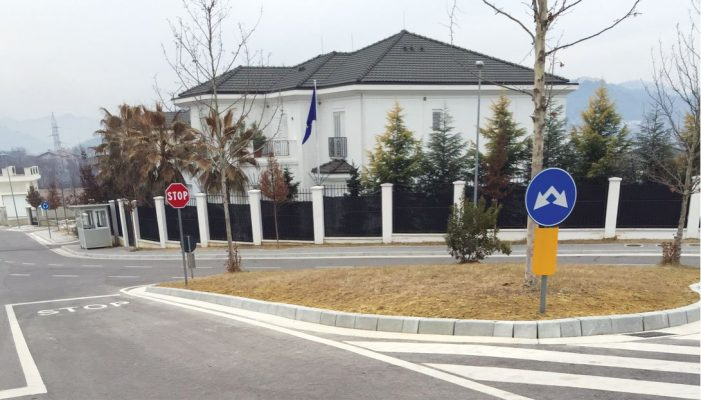 EEAS Refuses to Reveal Offers for Vlahutin's Villa
