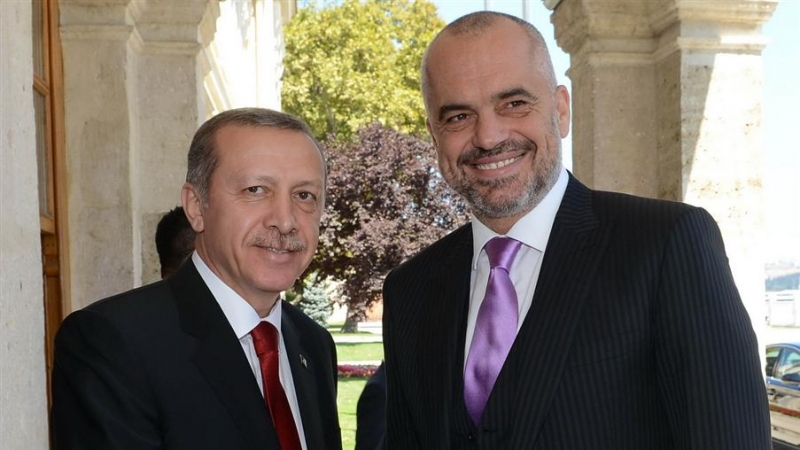 Turkish Democracy under Fire, Rama Congratulates Erdoğan
