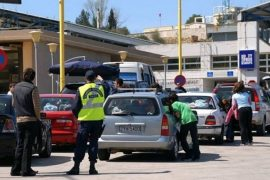 Another Border Crossing Compromised, Kakavija Customs Let 1.1 Ton Cannabis Pass