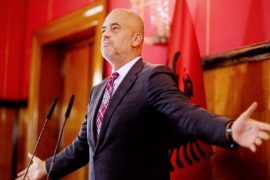Rama Proclaims One-Party State