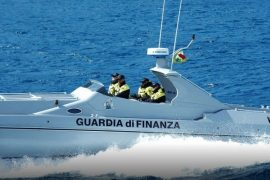 Italy, 600 kg Cannabis Captured, 2 Albanians Arrested