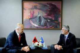 Thaçi and Rama Take Over the Plan for Exchange of Territories After Vučić Gives Up