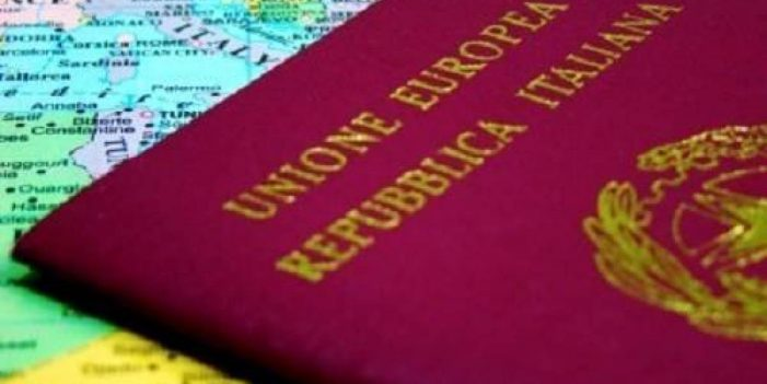Eurostat, 35 Thousand Albanians Obtain Italian Citizenship in One Year