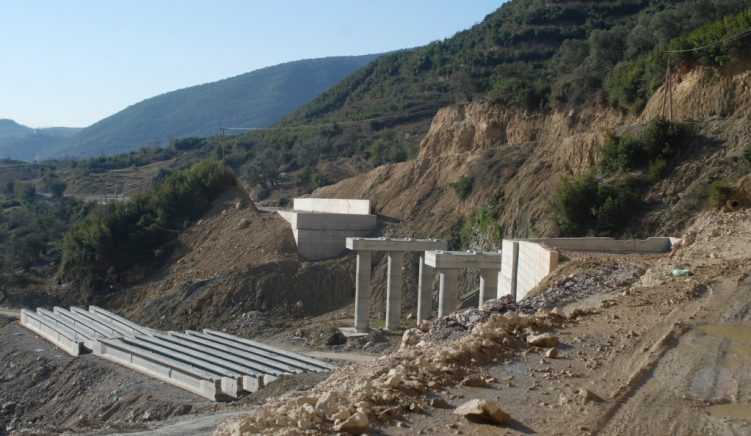 Road Authority: Company Lied about Progress on Rruga e Arbrit