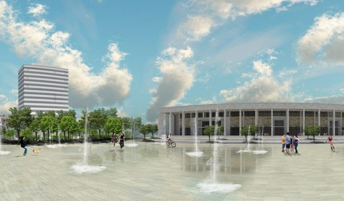 Renovated Skënderbeg Square To Be Inaugurated on June 10
