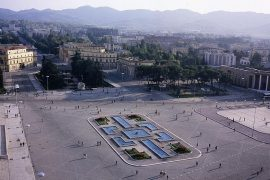 """Government Declares """"Historical Center"""" of Tirana, While Shamelessly Violating Its Own Rules"""