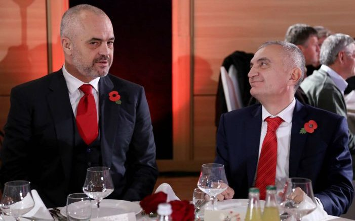 Albania's Majority Starts Impeachment of President But It Cannot Succeed