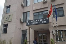Criminal Gangs Threaten Vlora Court