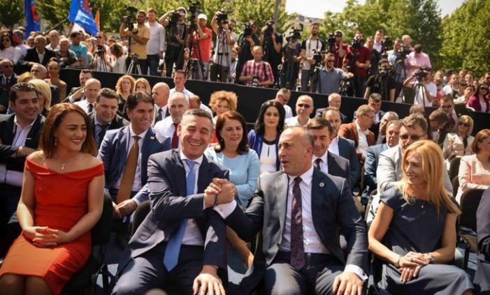Four Days of Campaigning, Kosovar Parties Spend Hundreds of Thousands of Euros