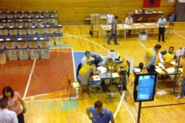 Nearly All Votes Counted
