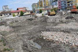 Another Durrës Construction Project Threatens Archeological Heritage