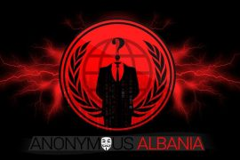 Anonymous Albania Hacks Municipal Websites over Water Price Hike