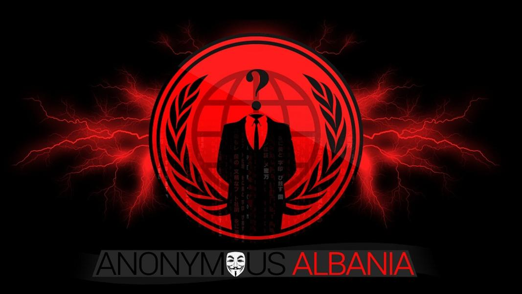 Anonymous Albania Threatens Government and Media with Further Attacks