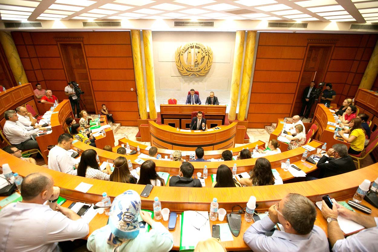 Tirana Council Meeting and Decisions Were Illegal