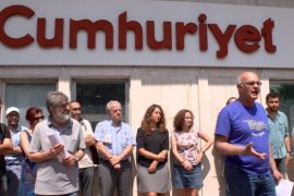 Court Case against Arrested Journalists Started in Turkey