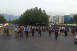 Another Protest on July 5 at the Bus Station Park