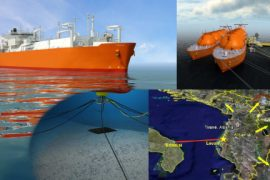 Offshore Regasification Plant Planned in the Adriatic