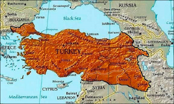 turkey can occupy europe in 3 days