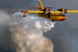 Greece Contributes Two Planes to Combat Albanian Wildfires