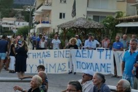 Greek FM Opposes Himara Masterplan