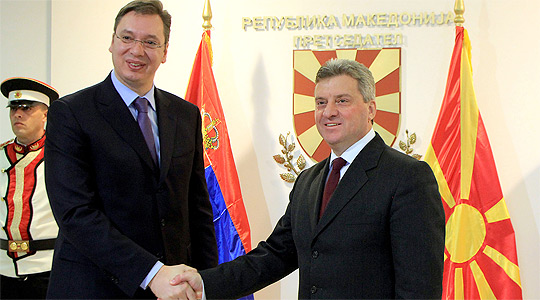 Serbia and Macedonia Intent on Solving Diplomatic Crisis