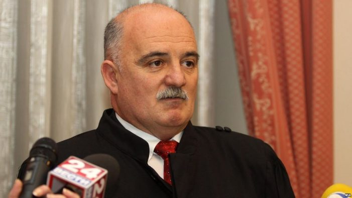Macedonian Chief Prosecutor and Gruevski Ally Fired