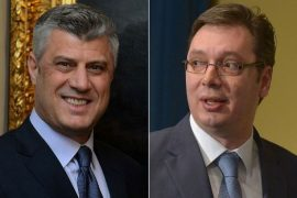 Thaçi and Vučić To Meet in Brussels to Discuss Kosovo