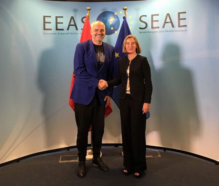 Edi Rama Is the End of Albania's EU Aspirations