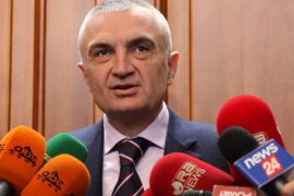 Albanian President Condemns 'Political Dismissal' of Constitutional Court Member